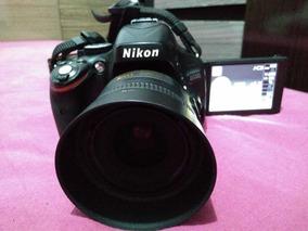 Camera Nikon D5100 + Lente 35mm