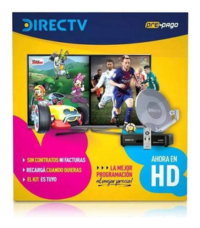 Antena Direc Tv 46 Cm + Decodificador