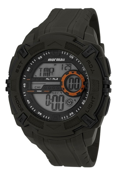 Relógio Masculino Mormaii Acqua Pro Digital Mo1077ab/8l