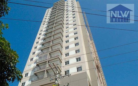 Apartamento Com 2 Dormitórios À Venda, 49 M² Por R$ 409.000,00 - Tatuapé - São Paulo/sp - Ap0047