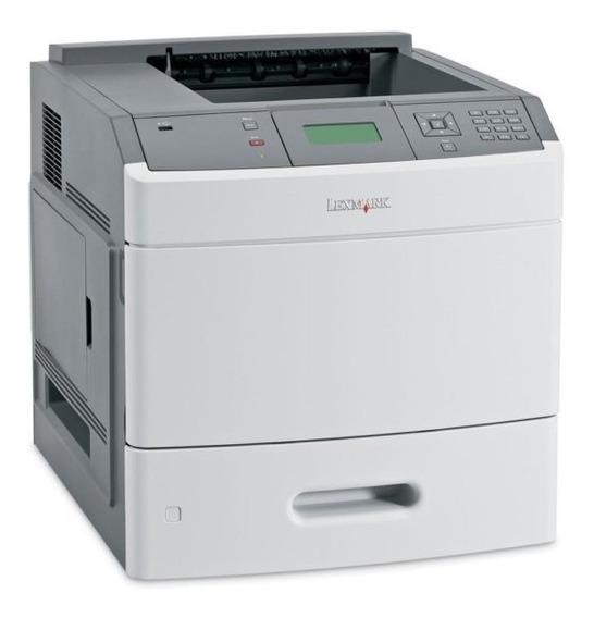 Impressora Laser Lexmark T654dn T654 - Nf + Bandeja Extra