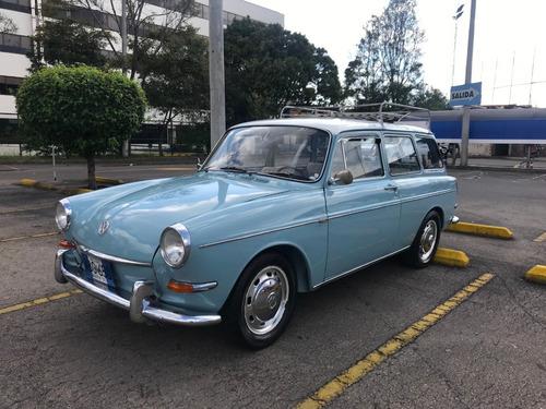 Volkswagen Variant Clasica De Coleccion