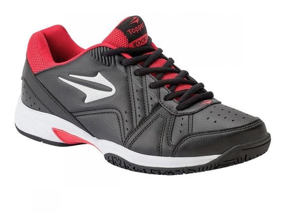Zapatillas Topper Rookie Negro/rojo - Corner Deportes