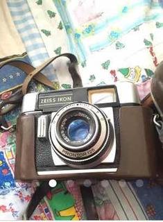 Cámara Fotográfica Zeiss Ikon Antigua
