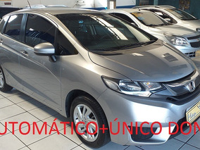 Honda Fit Dx 1.5 2017 Automatico Flex