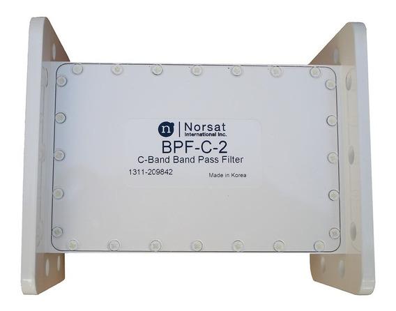 Filtro Norsat Banda C Bpf-c2