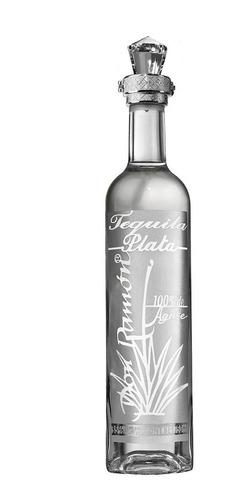 Imagen 1 de 1 de Botella Tequila Don Ramón Plata Punta Diamante 750ml