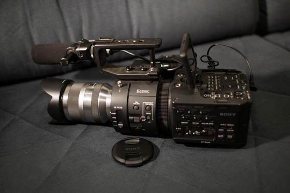 Sony Nex-fs 700
