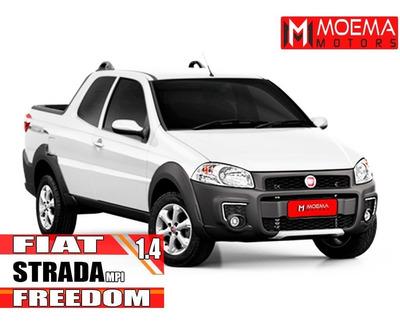 Fiat Strada Freedom 1.4 Manual 8v Cd Flex 2019/2020