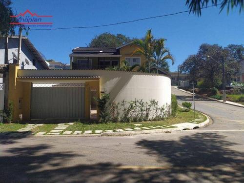 Imagem 1 de 29 de Casa À Venda, 209 M² Por R$ 950.000,00 - Jardim Maristela - Atibaia/sp - Ca4697