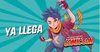 Entradas Golden Comiccon Viernes 06/12/2019