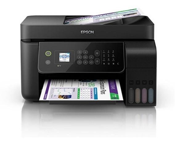 Impresora Multifuncional Inalámbrica Ecotank L5190