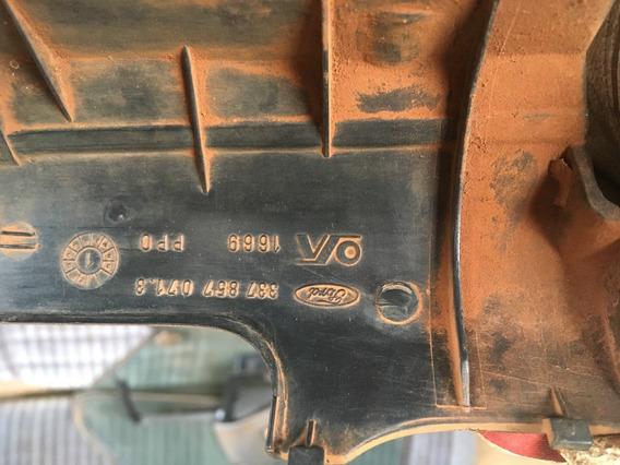 Moldura Inferior Painel Versailles Ghia 93 Original