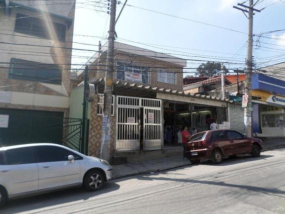 Terreno Comercial À Venda, Itaquera, São Paulo. - Te1616