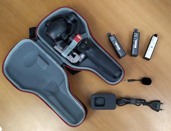 Dji Osmo+ Plus - + 2 Baterias - Carregador - Caixa Original