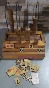 Abaco - Brinquedo Didatico Educativo De Madeira Monta Palavr