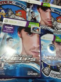 Para Xbox 360 Michael Phelps Original Jogo