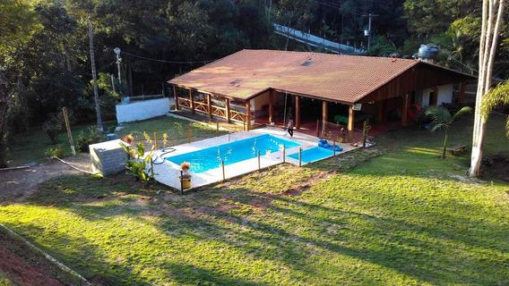 Alugo Sitio Com Piscina Para Temporada E Festas