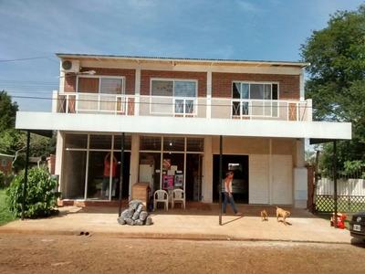 Vendo Casa En Candelaria A Terminar Con Amplios Locales Comerciales