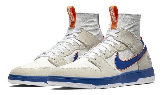 Tênis Nike Sb Zoom Dunk High Elite Qs X Medicom 918287-147