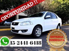 Fiat Siena 1.4 El Gnc 2014 $109.000 Y Cuotas