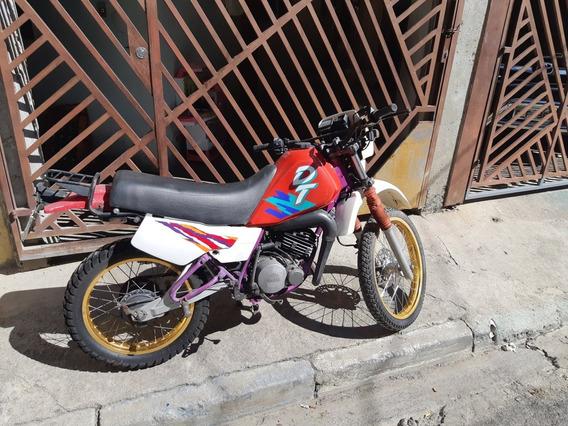 Yamaha Dt 180 Z Trail