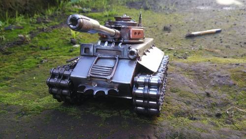Tanque De Guerra (juguete Bélico)
