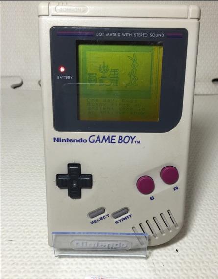 Game Boy Classic Nintendo - Reliquia