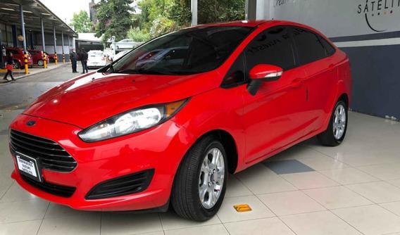 Ford Fiesta 2014 4p Se L4/1.6 Aut