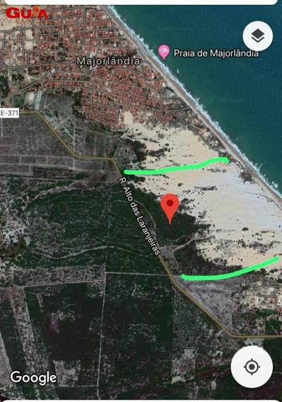 Terreno Na Praia De Quixaba Para Empreendimentos Turísticos - 1403