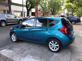Nissan Note 1.6 Exclusive Cvt Automatico Permuto Finanacio
