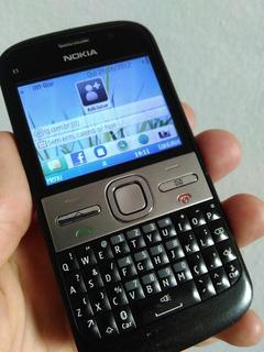 Smartphone Nokia E5 Symbian Desbloqueado Conservado Veja