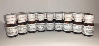 Acido Tricloro-acetico Elimina Verrugs-vph 2cc Revista