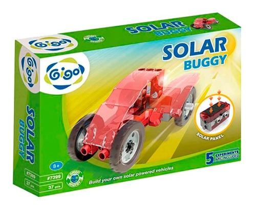 Buggy Panel Solar Gigo 7399 Didactico Experimento Full Edu