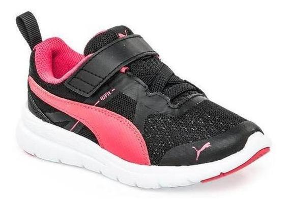 Zapatillas Puma Flex Essential V Running Niña