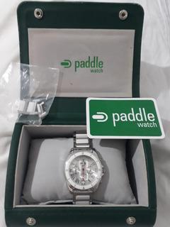 Reloj Paddle Watch Usado En Excelentes Condiciones Malla Bla