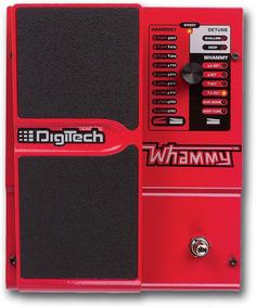 Pedal Whammy 4 Digitech Pedalera Guitarra Fender Gibson Vox