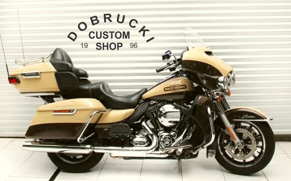 Harley Davidson Ultra Limited Com Marcha Ré!