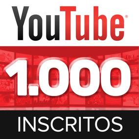 Marketing Para Seu Canal No Youtube - 1000 Inscritos