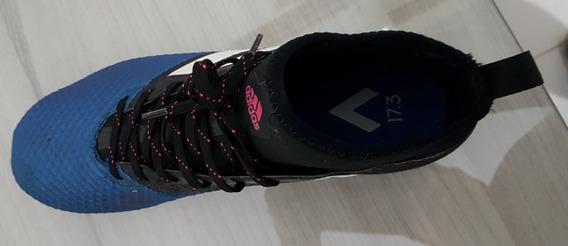 Chuteira adidas Society Ace Tango 17.3 Seminova Nº 41 Br