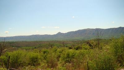 Campo En Las Sierras 5000 M2 Financiado Excelente Vista