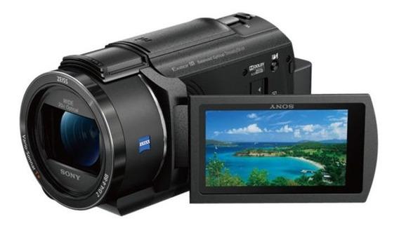 Filmadora Sony Ultra 4k Hd Fdr-ax40 4k Preto