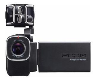 Videograbadora Digital Zoom Q8 Audio Y Video Pro - Cuotas !