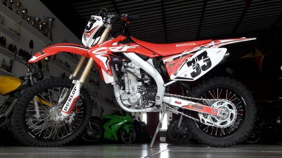 Crf 450x 2012