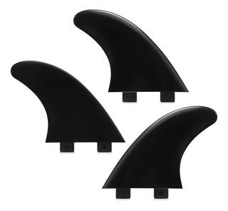 3pcs Fcs Aletas De Tabla De Surf Propulsores Tir Aletas De F