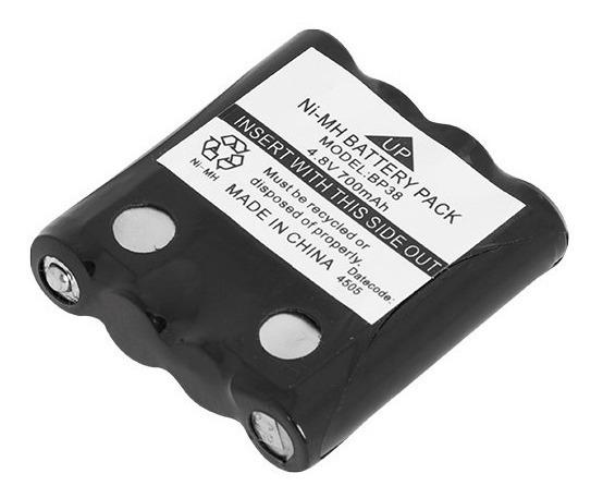 Bateria P/ Rádios Comunicador Motorola Talkabout 4,8v 700mah
