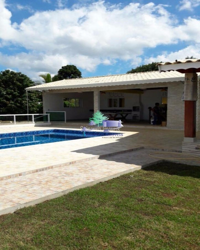Linda Casa Em Condomínio Piracaia - Novo Horizonte - Co00314