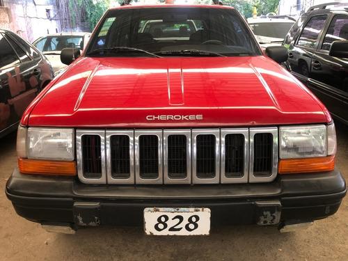 Grand Cherokee 4.0 Laredo 4x4 Full 1997 Financiamos