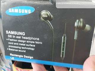 Kit 6 Fone De Ouvido Samsung S8 Headphone Imperdível
