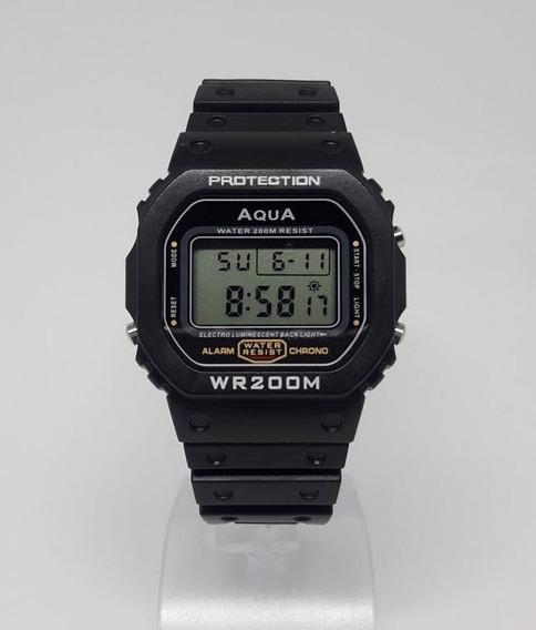 10 Relógio Masculino Aqua Esporte Prova D